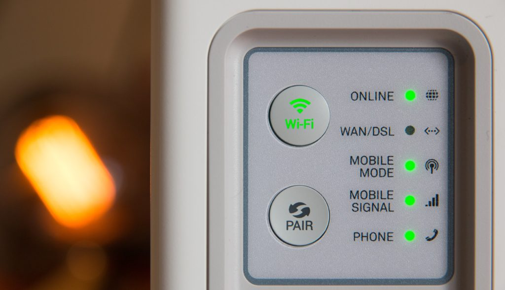 The wi-fi timer is an unexpected entree on the stress management techniques list