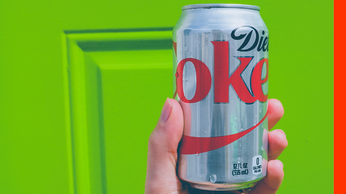 5 Reasons Why Diet Soda Is Bad for You on Keto Blog Cover