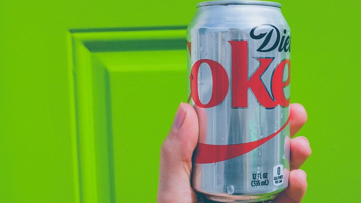 diet soda on keto may be bad for you