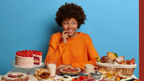 Woman tempted by sweets asks herself: Can you have a cheat day on keto?
