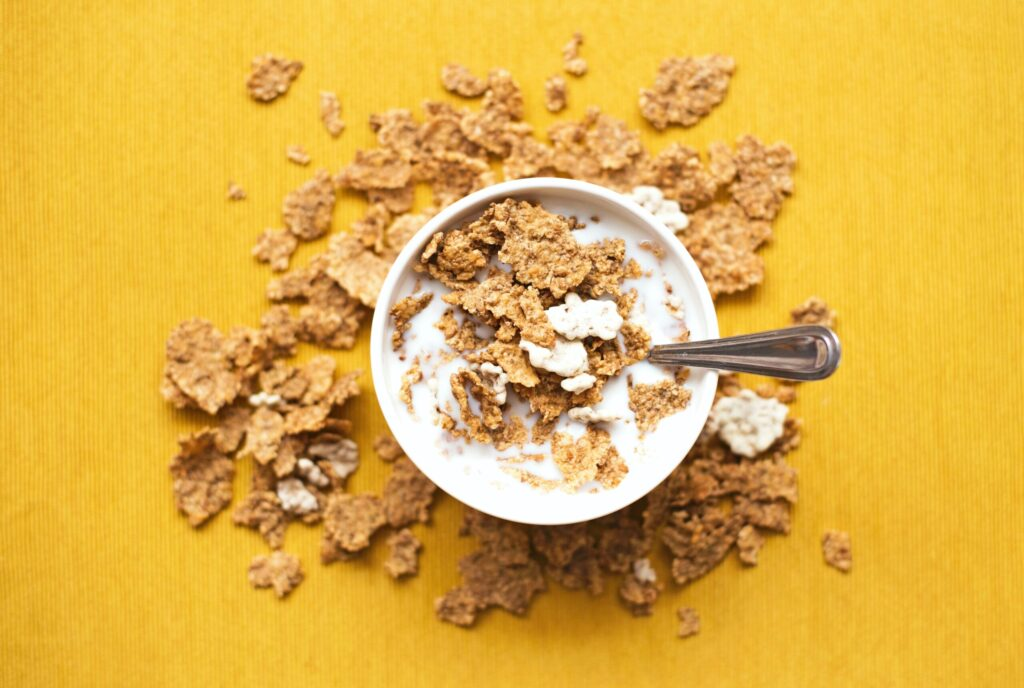 Cereals with skimmed milk need to be avoided to reverse insulin resistance naturally