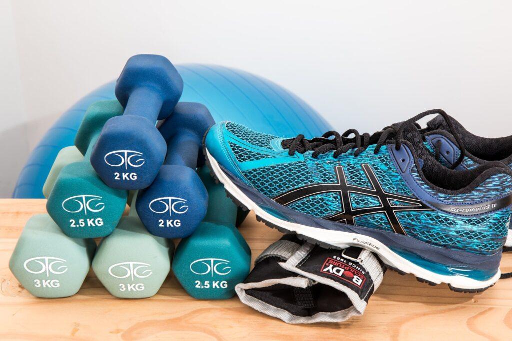 Sport kann nur in Muskeln Insulinresistenz rückgängig machen