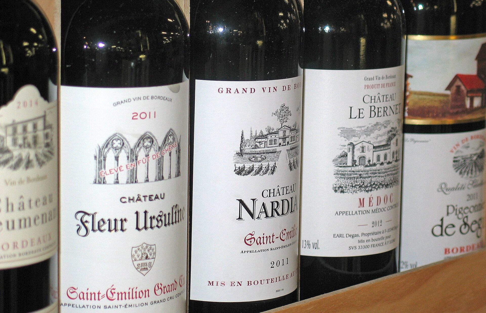 Besides pinot noir traditional Cuvees from bordeaux are the best wines for heart health
