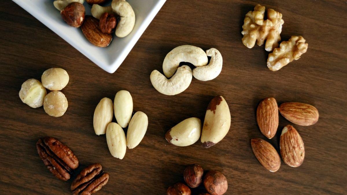 Beste Keto Nüsse und Samen