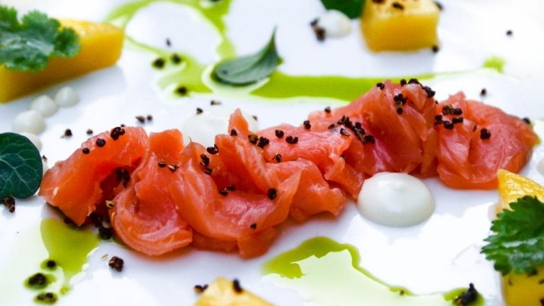 Salmon is among the best foods high in omega-3