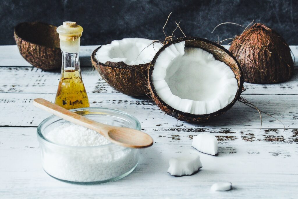 Coconut oil is among the best anti-inflammatory foods