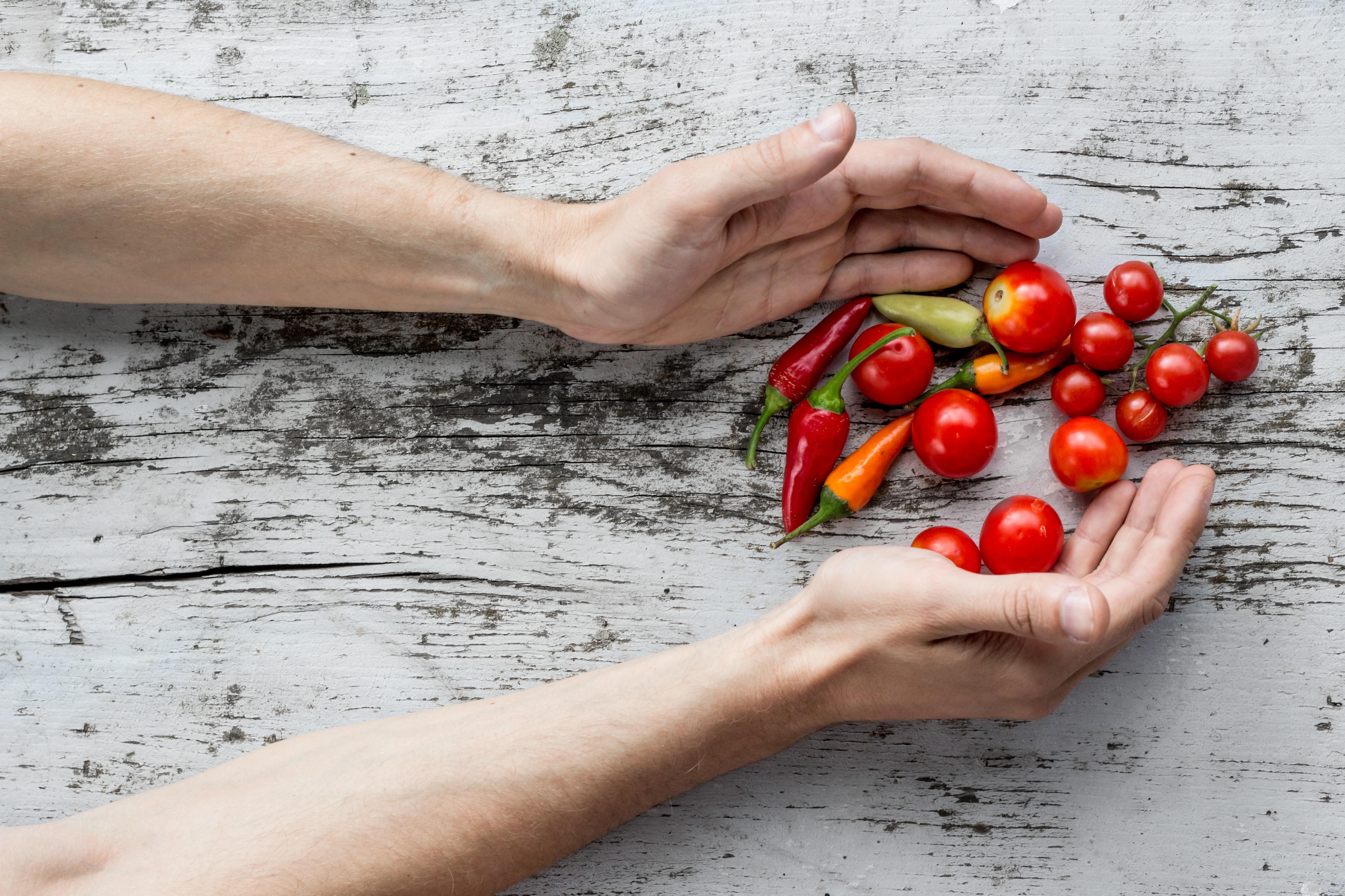 Nachtschattengewächse wie Tomaten oder Chilis sind lektinhaltige Lebensmittel