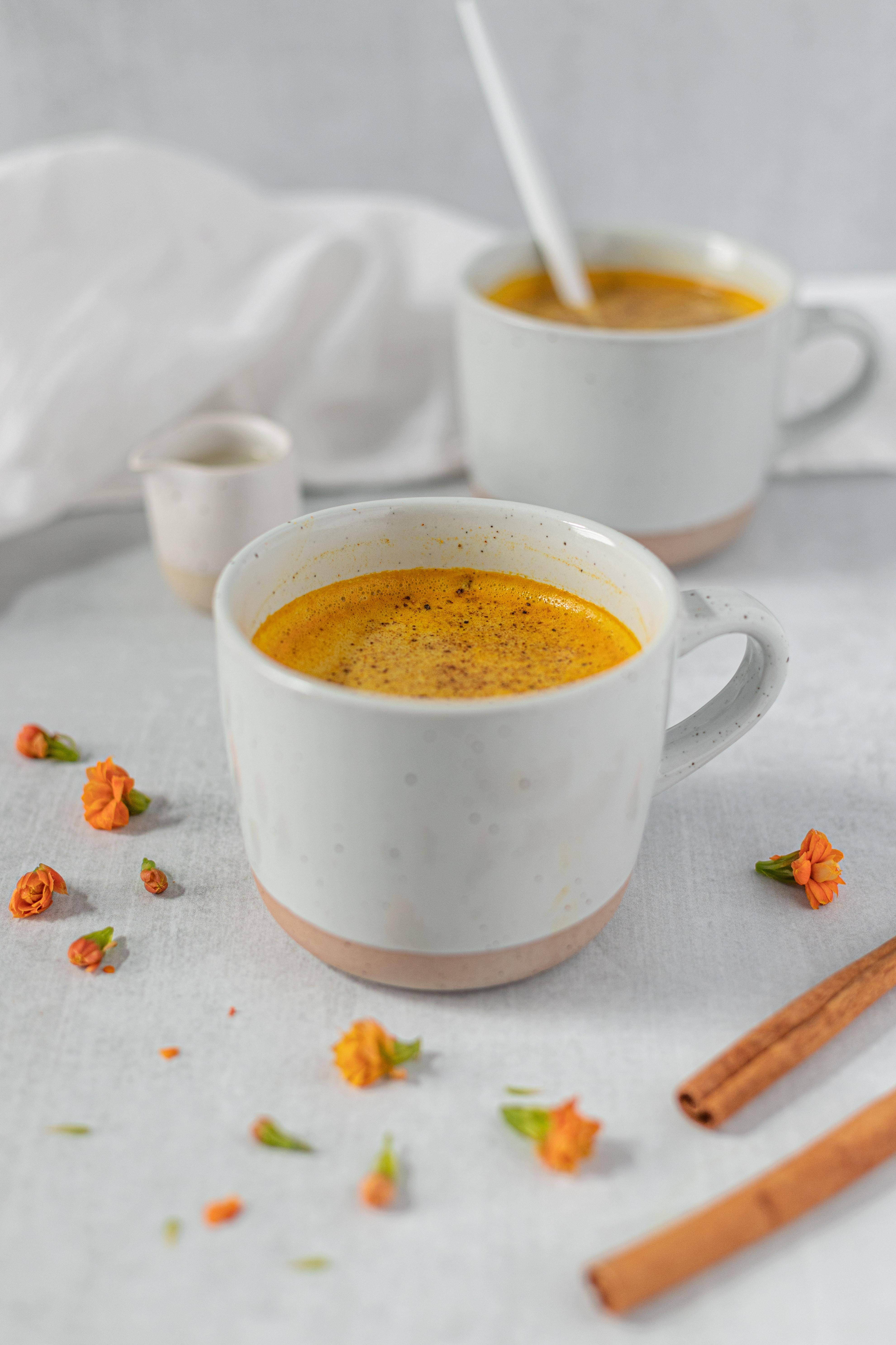 simple golden milk recipe: vegan, traditional, keto