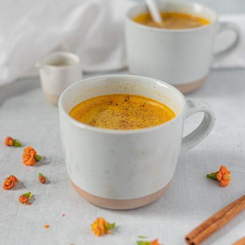 Goldene Milch Rezept einfach