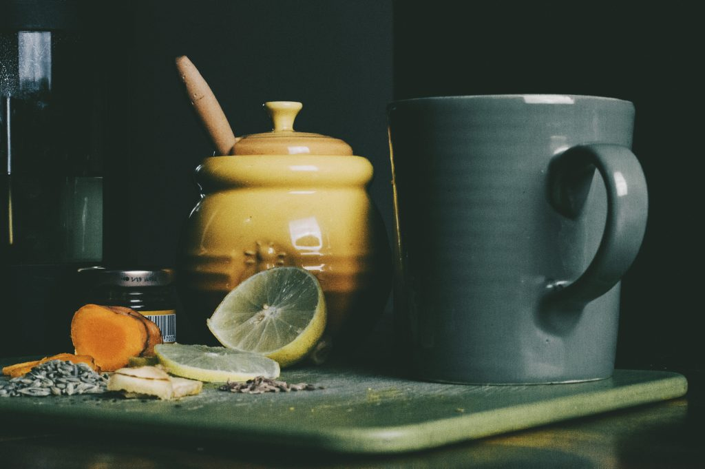 also lemon is an essential ingredient of this turmeric tea recipe