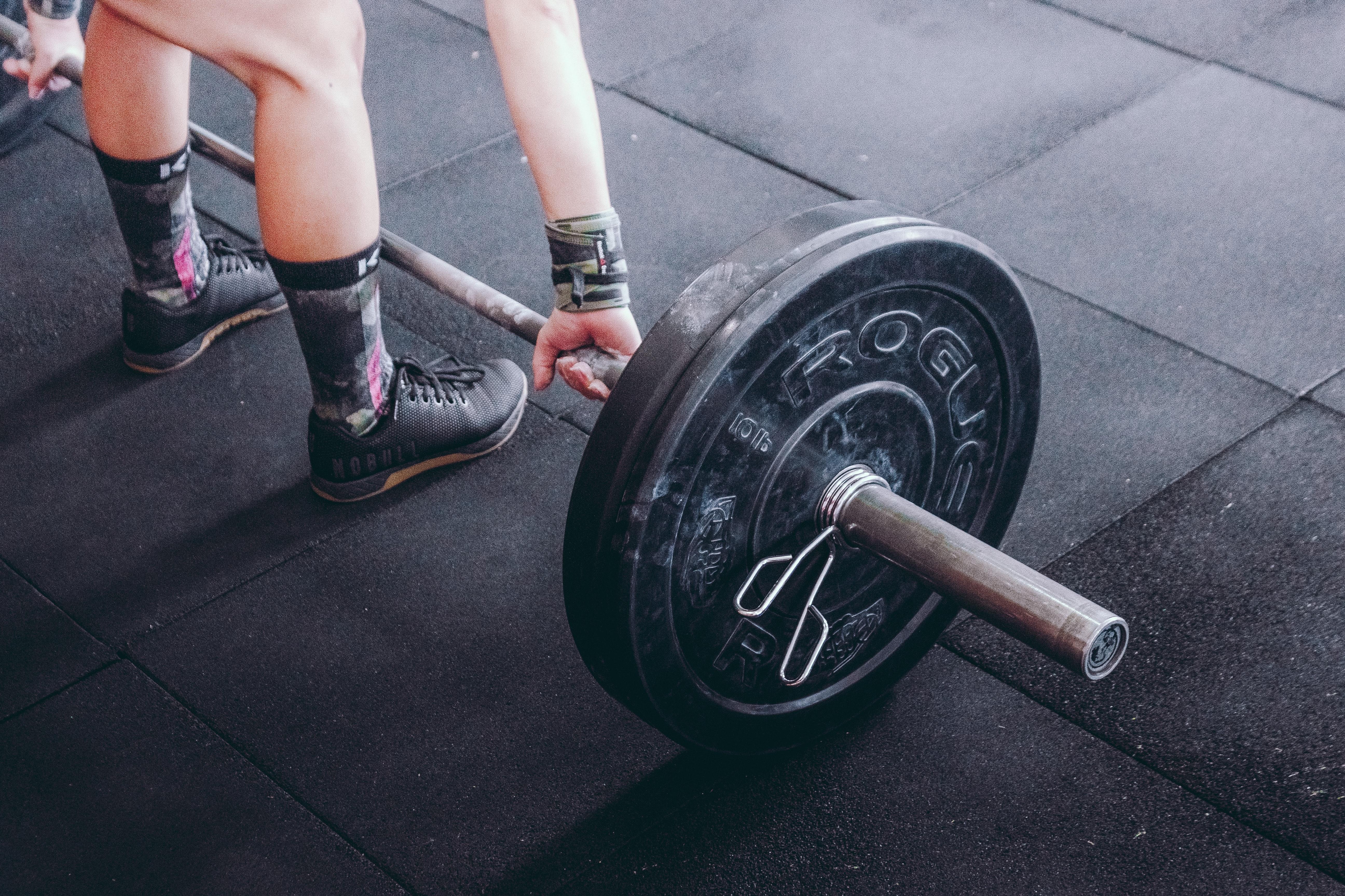 Intervallfasten kann den Muskelaufbau fördern