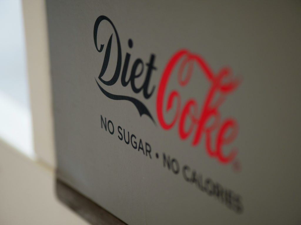 aspartame in diet coke can cause side effects