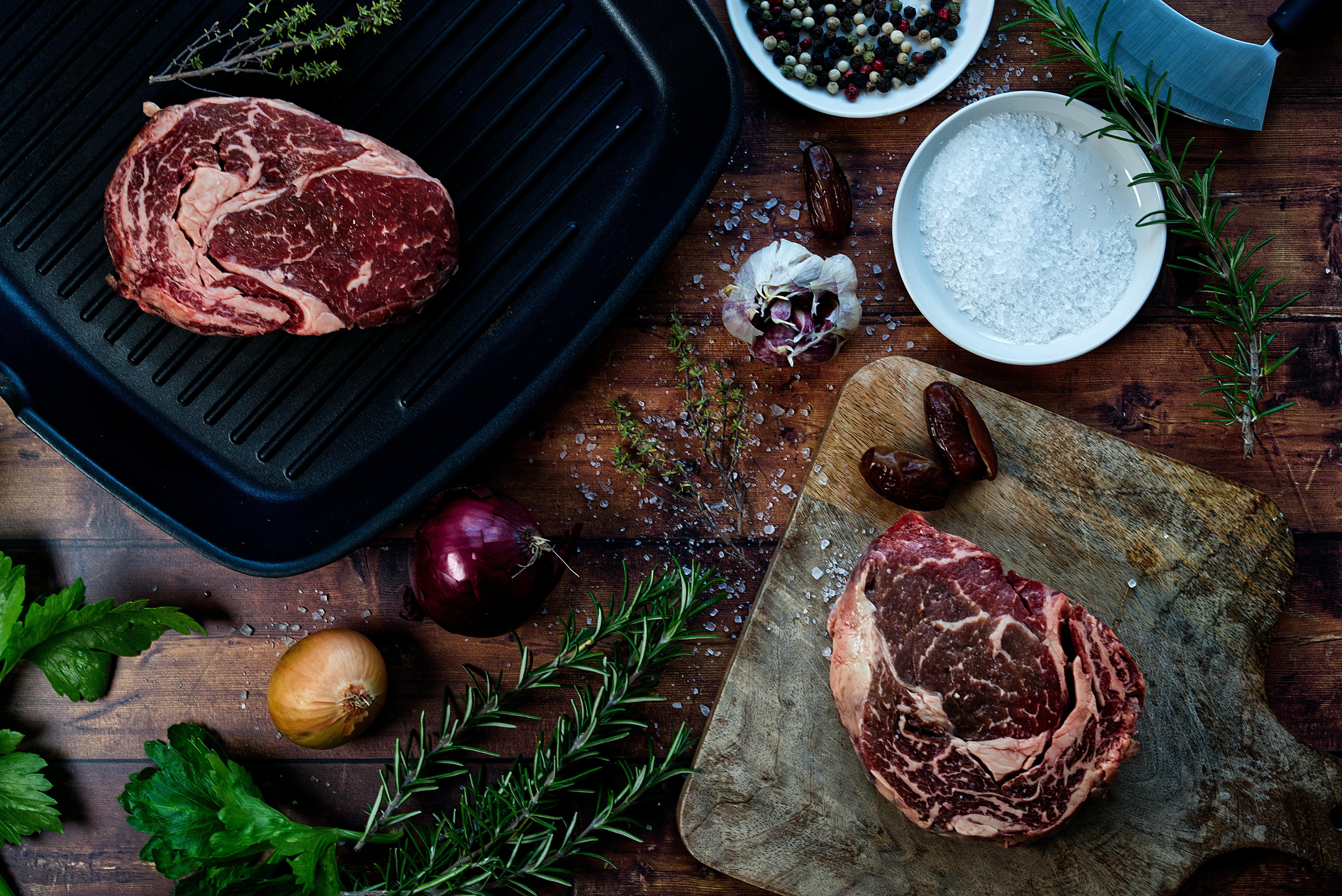 Salz muss am Carnivore Diät Plan stehen