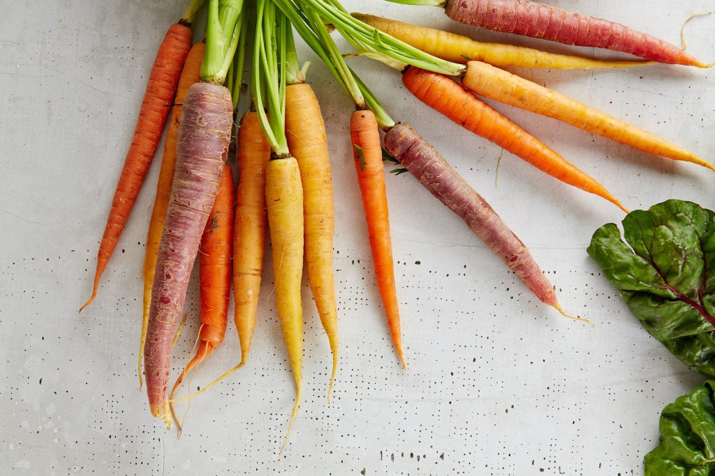 Beta-carotene from carrots cannot alleviate vitamin A deficiency symptoms