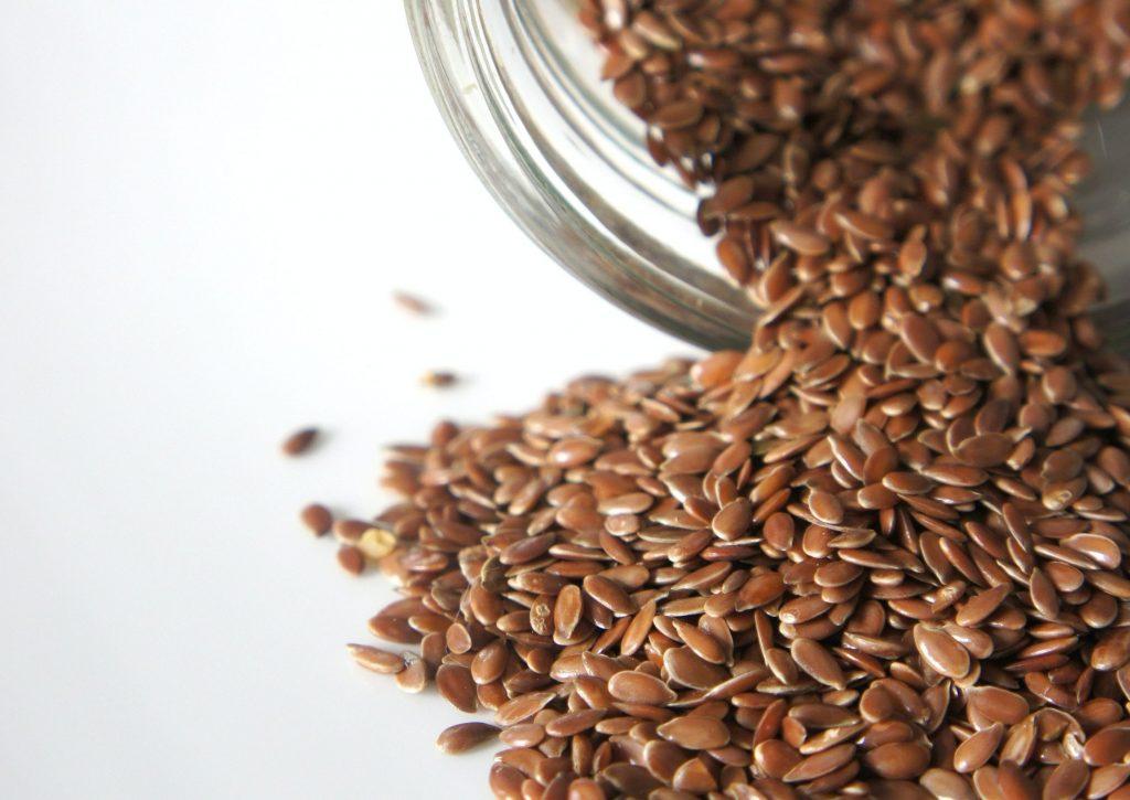 Leinsamen - beste Keto Nüsse und Samen