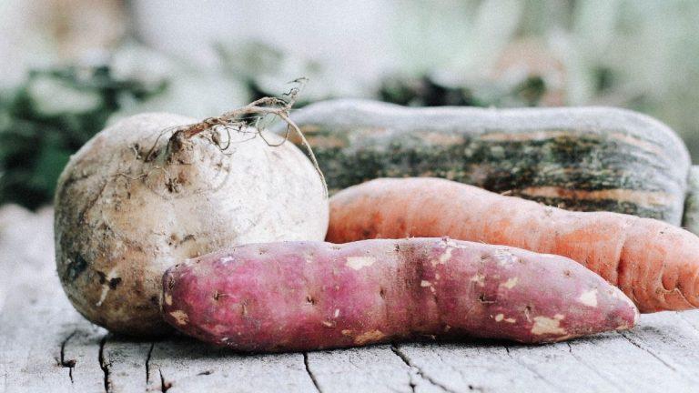 Unterschied zwischen Yams und Süßkartoffel