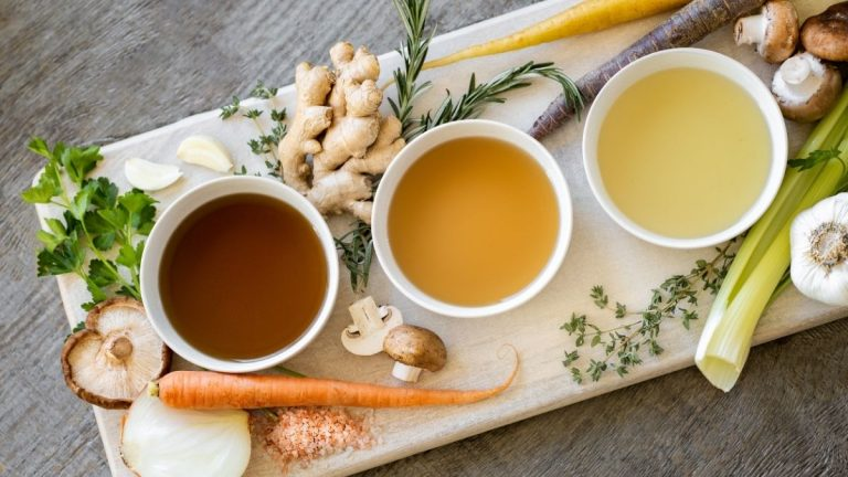 how to make bone broth - best recipe
