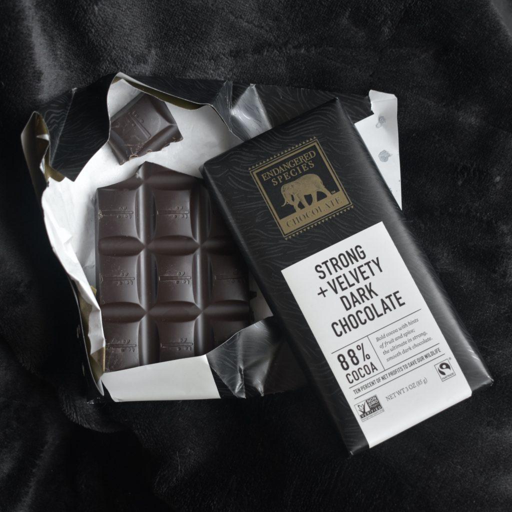 Dunkle Schokolade kann Keto-freundlich sein