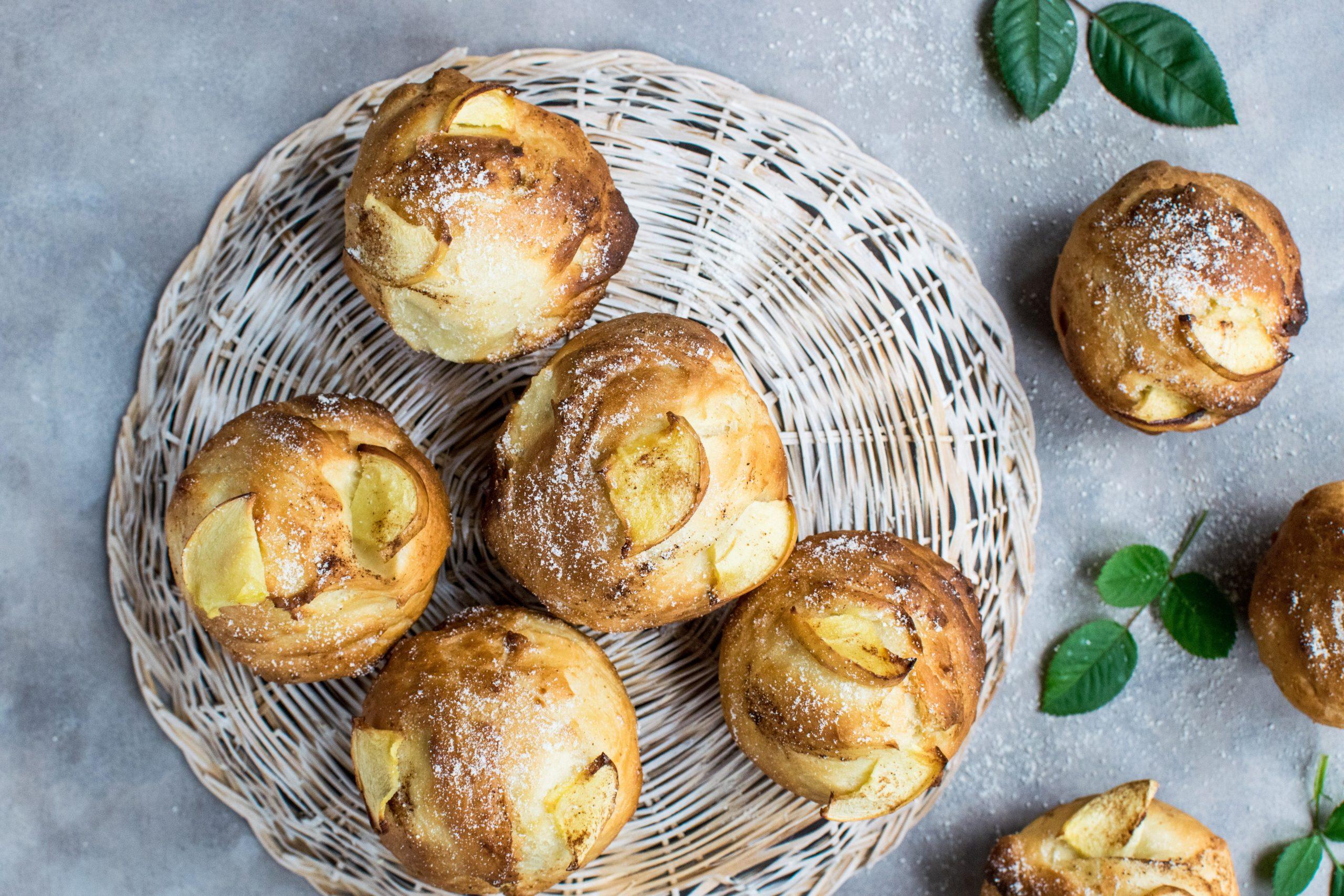 Mit diesen Xanthan-Alternativen gelingen Low-Carb-Muffins