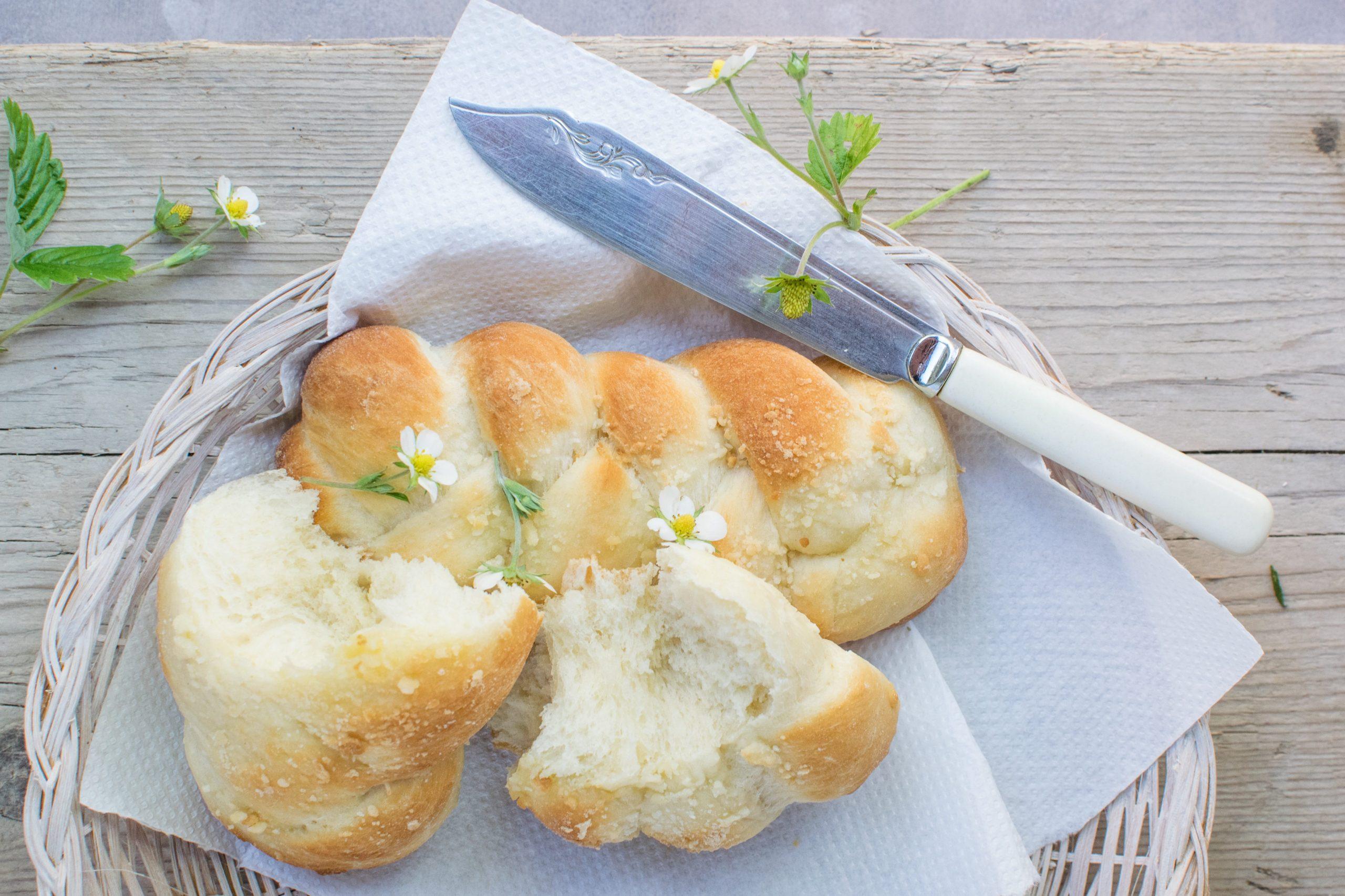 Eiklar ist Xanthan-Ersatz, der hilft, dass Brot aufgeht