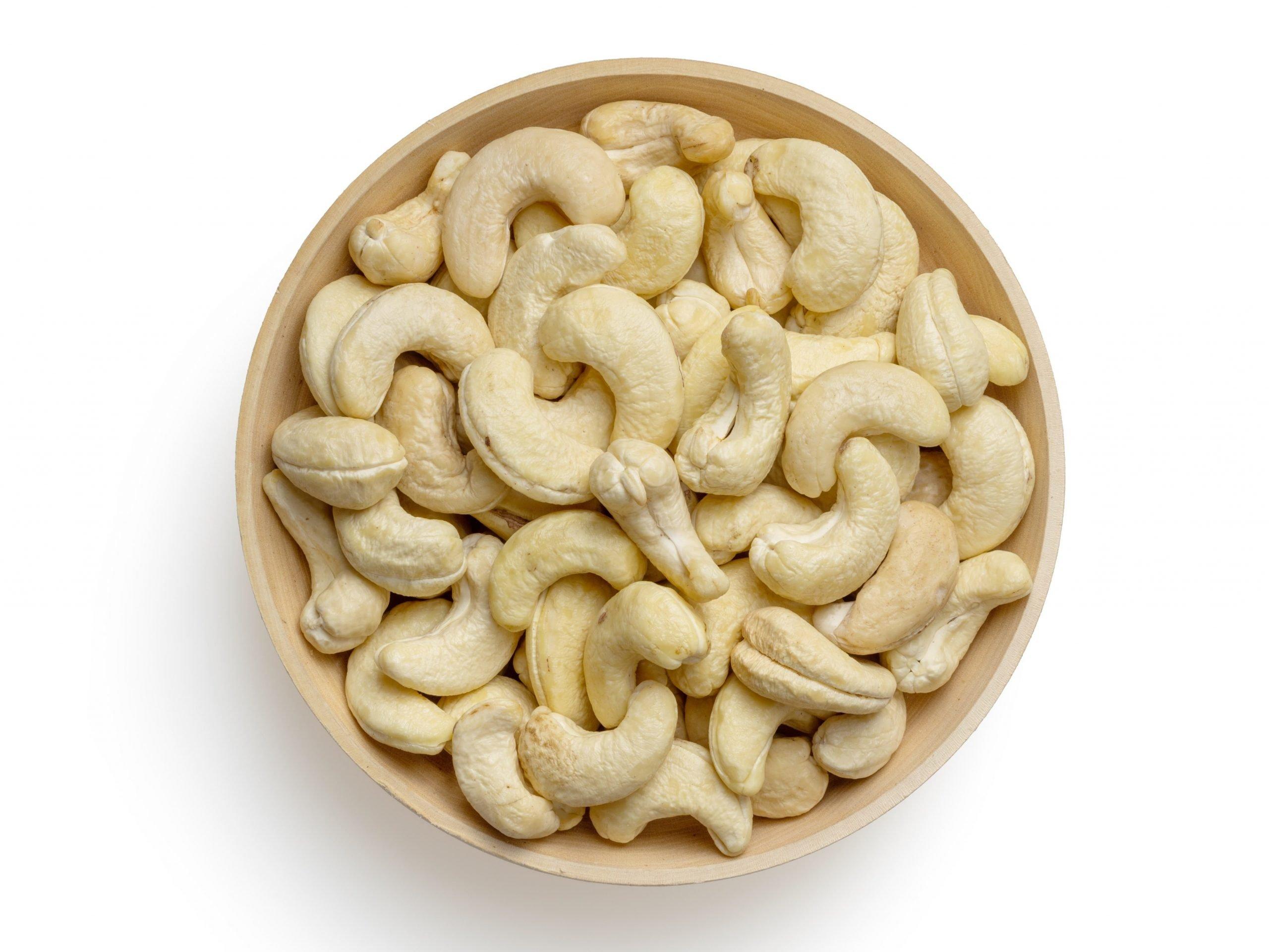 cashew nuts may kick you out of ketosis