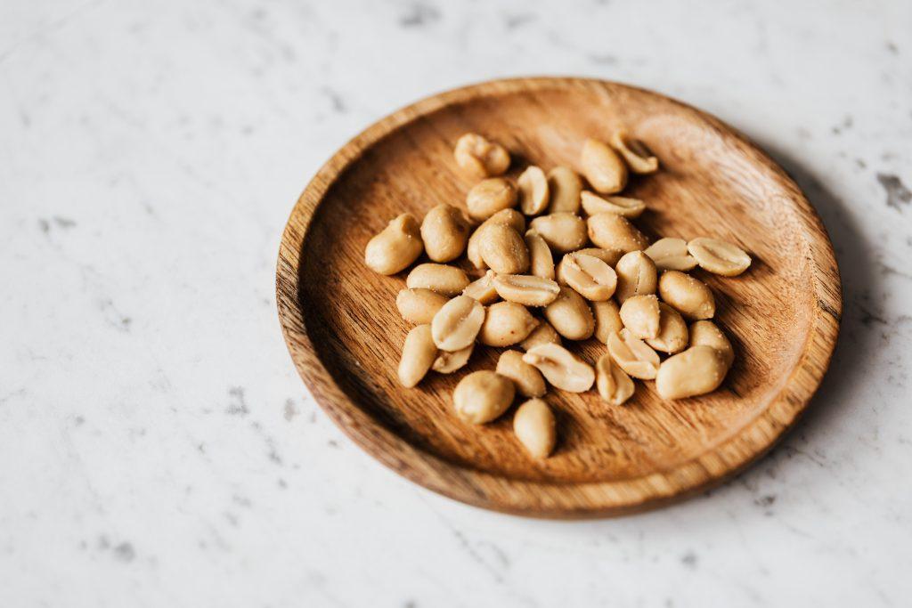 peanuts are a bad choice on keto