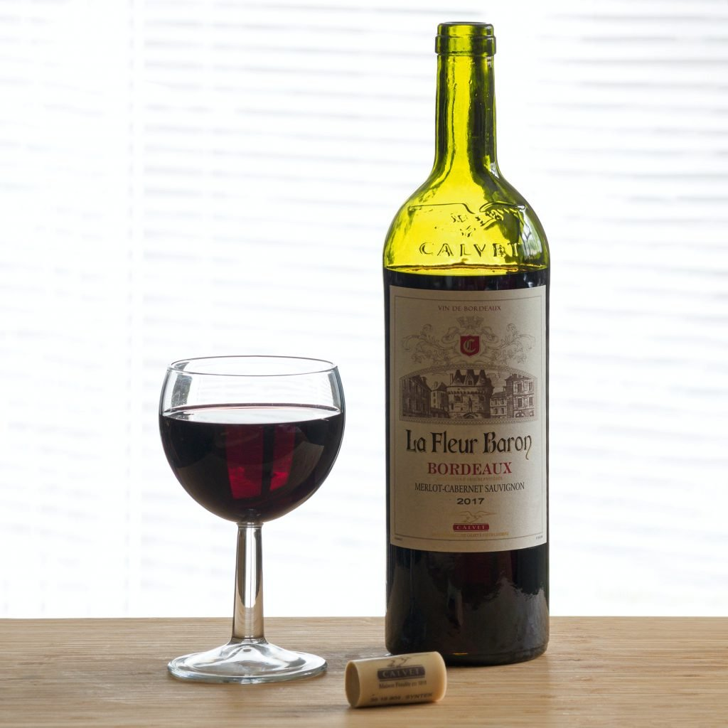 Traditional Bordeaux wines are suitable for keto
