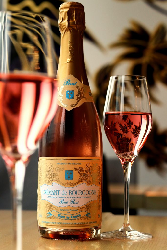 Brut refers to low-carb sparkling wines with little residual sugar
