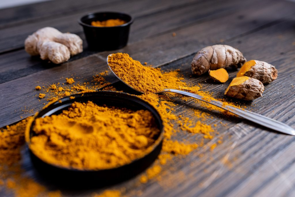 Turmeric offers benefits for the brain