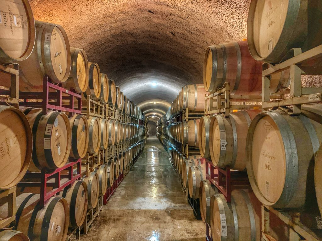 The fermentation process is decisive for the residual sugar of the wine