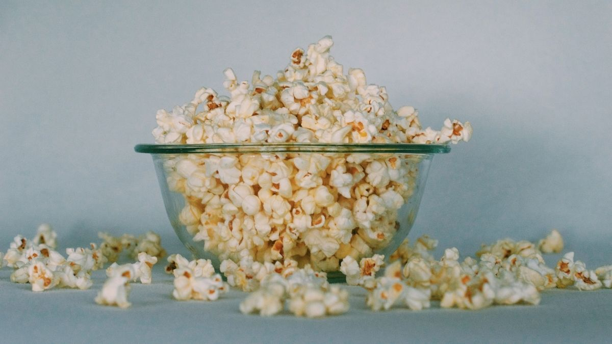 is popcorn carbs or keto?