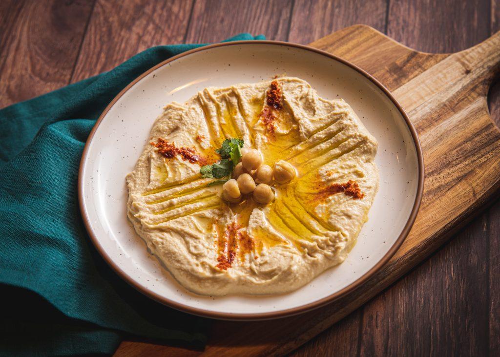 Hummus ist für Low-Carb und Keto nicht geeignet