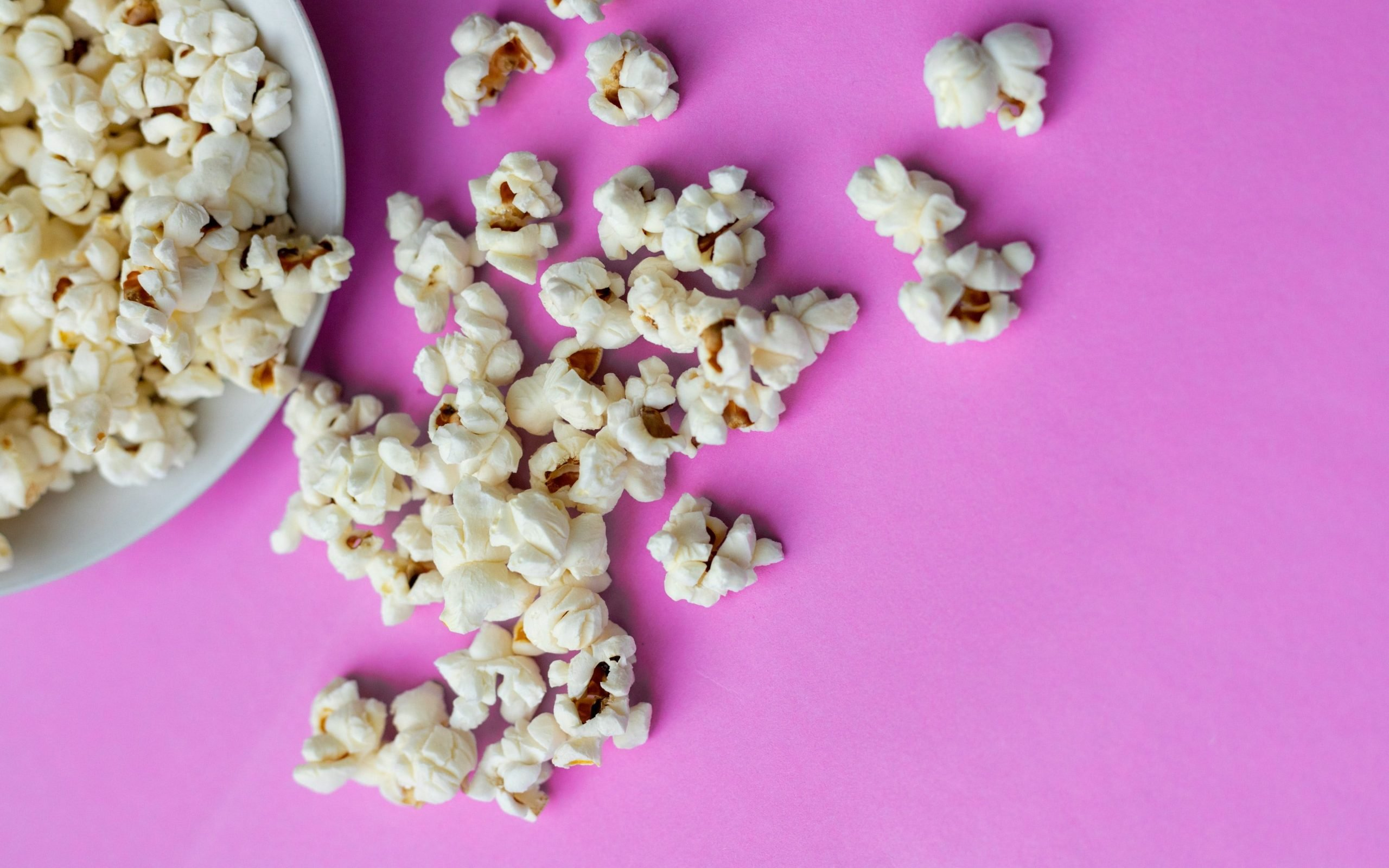 Popcorn is not suitable for low carb and keto