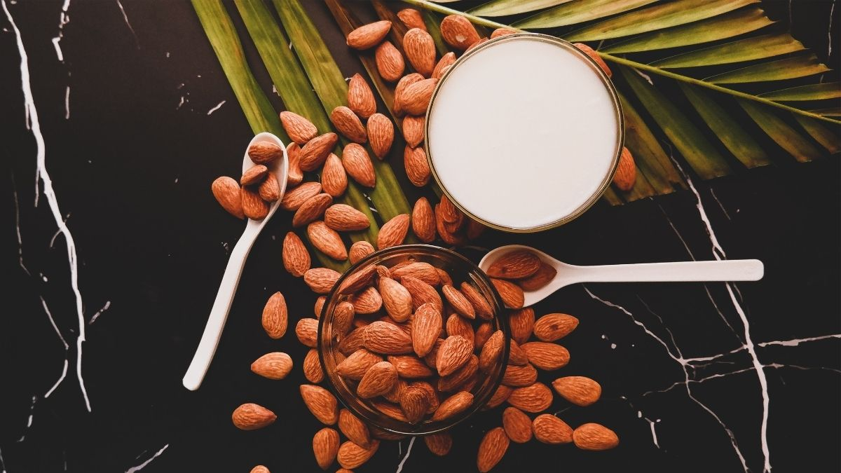 Kohlenhydrate in Mandelmilch - ist sie Keto?