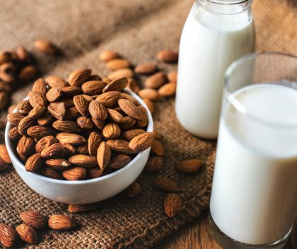milk supports inflammation and fat storage