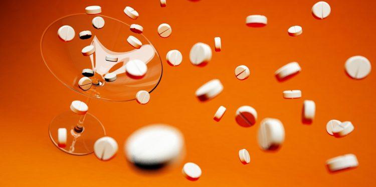 Nahrungsergänzungsmittel, die das Nervensystem des Menschen überstimulieren verursachen chronischen Stress und seine Folgen